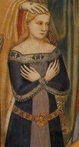 Pietà di san Remigio, Giottino, 1365