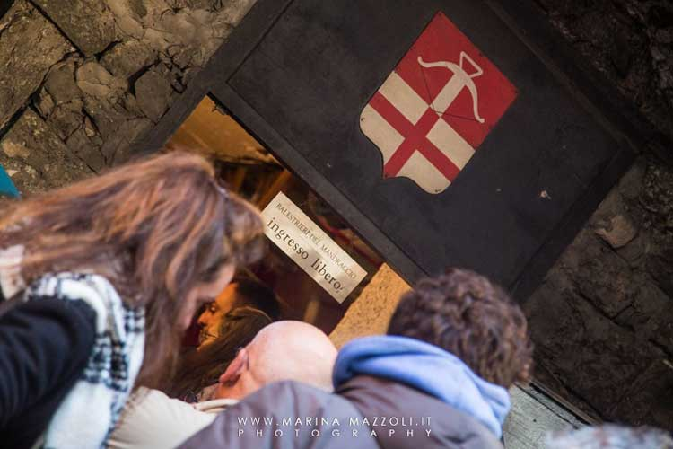 Domenica 2 Aprile, Apertura al pubblico della Casa del Boia, Piazza Cavour, dalle ore 15.00 alle ore 18.30
